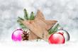 canvas print picture - Weihnachten 699