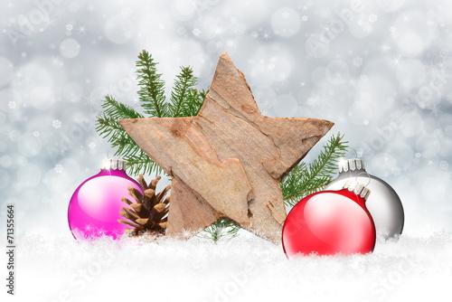 canvas print picture Weihnachten 699
