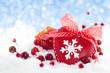 Obrazy na płótnie, fototapety, zdjęcia, fotoobrazy drukowane : Christmas decoration.