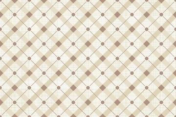 Vector Retro Seamless Polka Dot Pattern