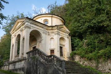 Eighth chapel at Sacro Monte, Varese