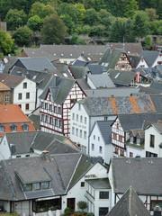 Bad Münstereifel Dachlandschaft