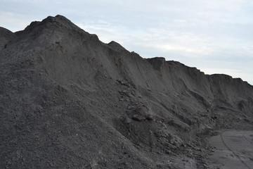 charbon stockage