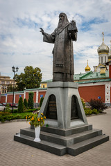 Зачатьевский Монастырь.