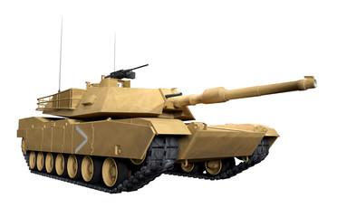 M1 Abrams war Tank