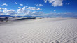 canvas print picture - White Sands, New Mexico