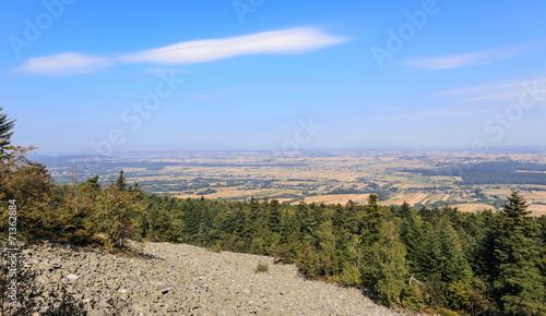 Gołoborze na stoku Łysej Góry, Góry Świetokrzyskie - 71362884