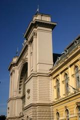 Fasada Budapest Keleti