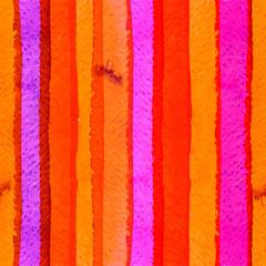 Vector  watercolor seamless stripe
