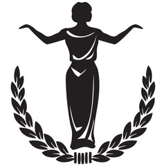 Theatrical emblem