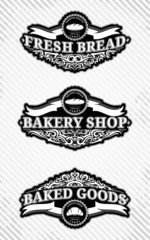 Bakery Labels Templates