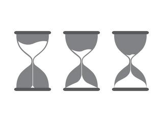 Set of sandglasses