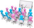 gemischtes klassenzimmer