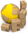 Gloabler Paketversand