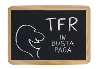 TFR in busta paga