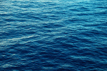 "Постер, картина, фотообои ""Blue Water Texture"""