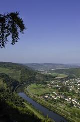 Landschaft an der Saar 2