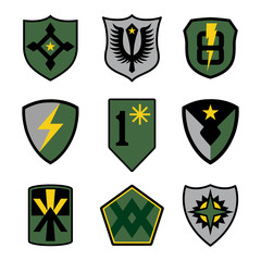 Military Patch Emblems