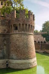 Rocca Sanvitale Fontanellato Castle, Italy, Emilia-Romagna regio