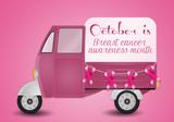 Van for breast cancer prevention