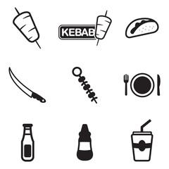 Kebab Icons