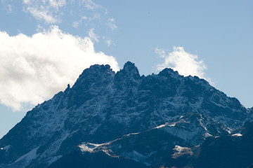 Fluchthorn - Silvretta - Alpen - Österreich