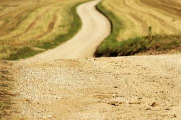 schmaler kiesweg I