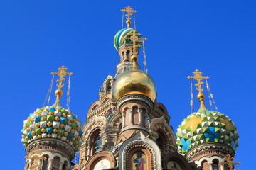 купола храма Воскресения Христова