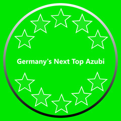 Button Germany's Next Top Azubi 2