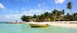Leinwanddruck Bild - République Dominicaine - Bayahibe