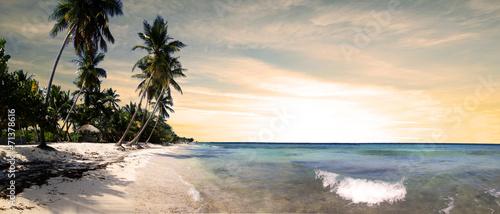 Poster Caraïben Dominican Republic - Bayahibe