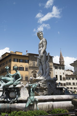 Florence architecture, Tuscany, Italy