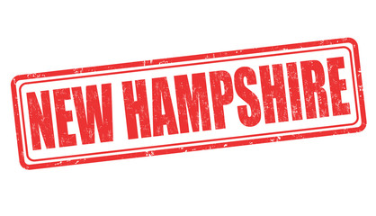 New Hampshire stamp