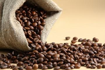 Coffee bag.