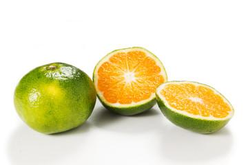 mandarini verdi