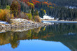 Scenic landscape of Lost lake slough