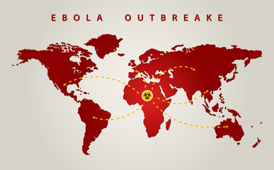 ebola world outbreak graphic propagation