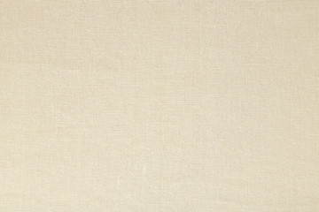 Light natural linen texture background