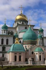 Новоиерусалимский монастырь после реставрации.