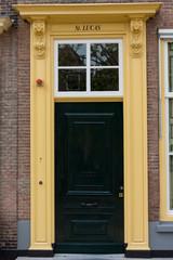Haustür in Holland
