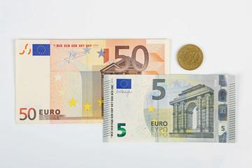 55,5 Euro