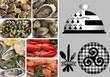 Gastronomie Bretonne -  Fruits de mer
