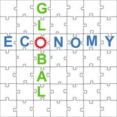 Global Economy Puzzle