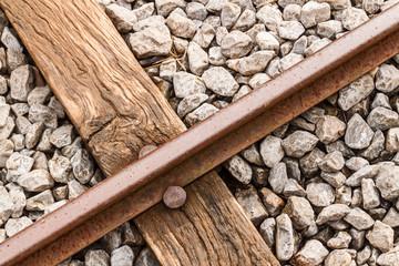 Old rail.