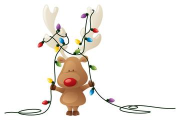 Rudolph's Tricky Task