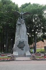 Смоленск Памятник героям Отечественной войны 1812 года