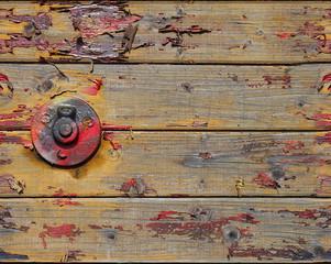 old battered planks, seamless pattern