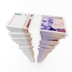 Argentine peso stack