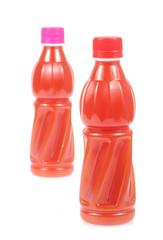 bottled fruit juice