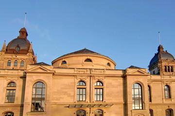 Historische Stadthalle WUPPERTAL ( erbaut 1896-98)